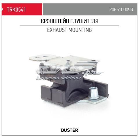 подушка крепления глушителя  TRK0541