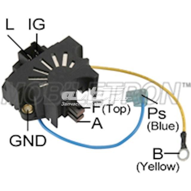 Реле регулятор напряжения ВАЗ-2110,ГАЗ-3110 инжектор с генератором ... | 640x640