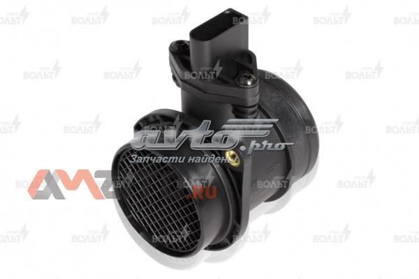 датчик потока (расхода) воздуха, расходомер m.a.f. - (mass airflow)  VSMF1810
