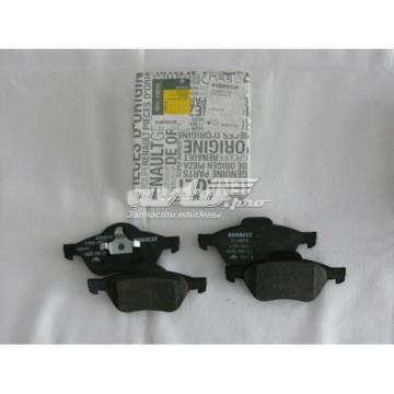 410600012R Renault (RVI) колодки передние