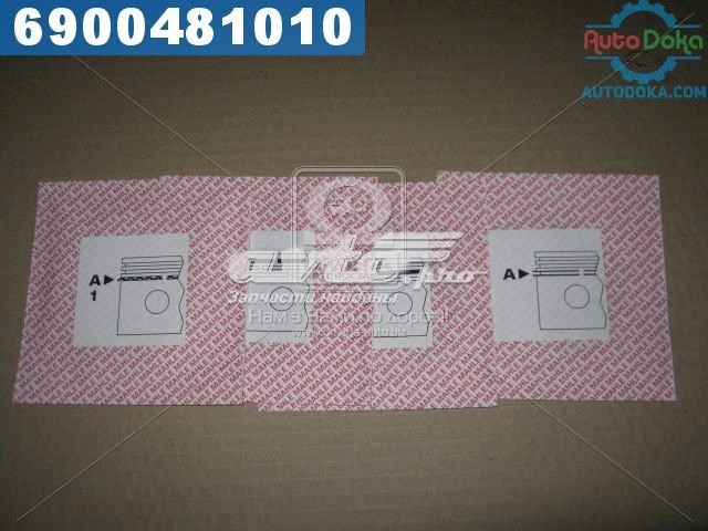 кольца поршневые на 1 цилиндр, 3-й ремонт (+0,75)  44881n3