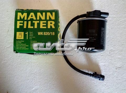 Фото: WK82018 Mann-Filter
