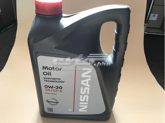 масло моторное 0w-20 KE90090143