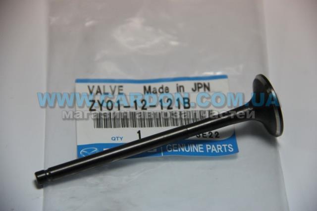 клапан випускний  ZY0112121B