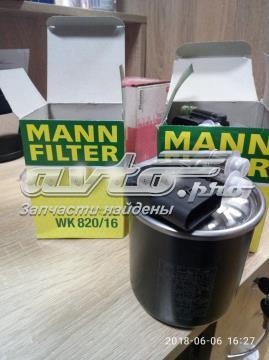 Фото: WK82016 Mann-Filter