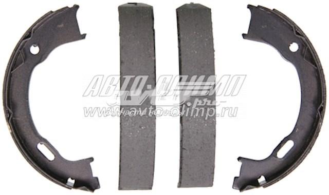колодки ручника (стояночного тормоза)  Z745