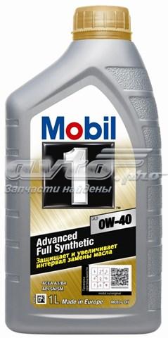 масло моторное 0w-40 153691