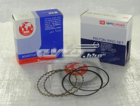кольца поршневые на 1 цилиндр, 4-й ремонт (+1,00)  9212910