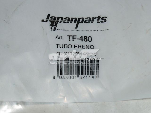 шланг тормозной задний  TF480