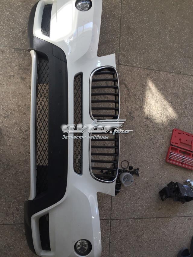 Фото: Бампер передній BMW X3