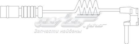 датчик износа тормозных колодок задний  WS0209