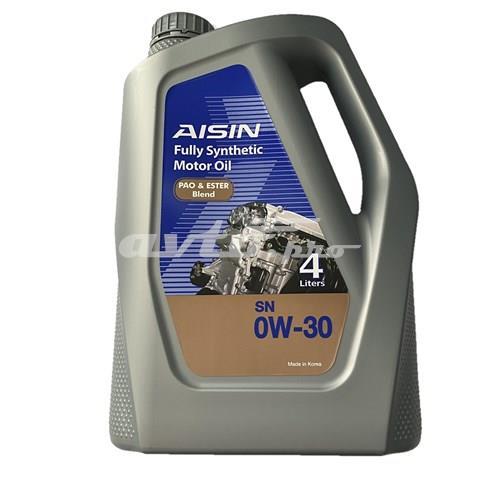 масло моторное объем, л: 4 ESEN0034PB