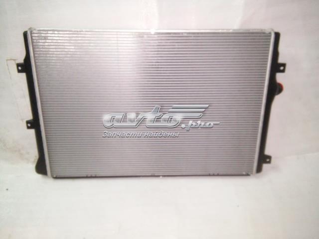 радиатор охлаждения для skoda yeti 2010