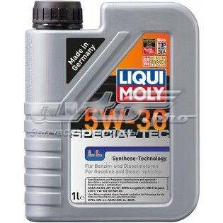 Ликвид Молли масло моторное 5w-30 2447