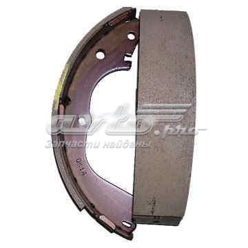 колодки ручника (стояночного тормоза)  Z843