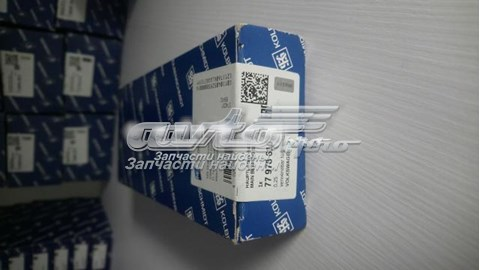 77978610 Kolbenschmidt вкладыши коленвала коренные, комплект, 1-й ремонт