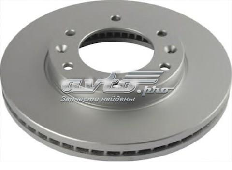 R1059 VALEO PHC диск тормозной передний (Вентилируемый)