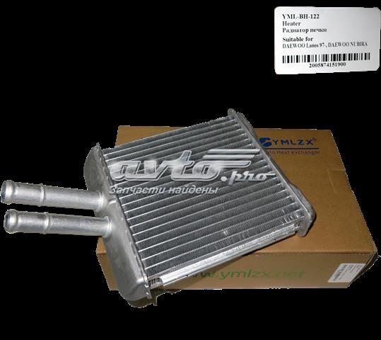 радиатор печки (отопителя)  YMLBH122