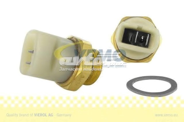 датчик температуры охлаждающей жидкости (включения вентилятора радиатора)  V15991950