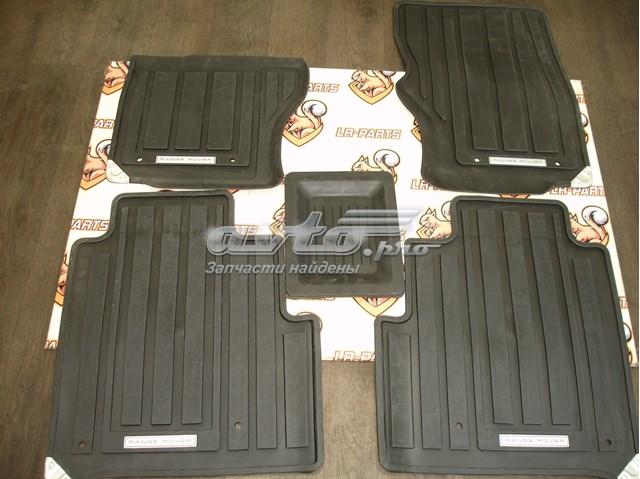 коврики передние + задние, комплект  VPLGS0254