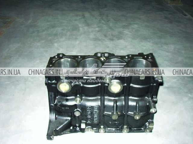 блок цилиндров двигателя  E020300104