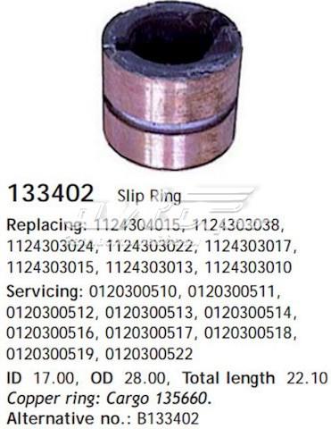 Коллектор ротора генератора CARGO 133402