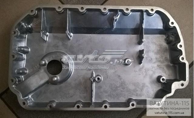 поддон масляный картера двигателя, нижняя часть  LCCM01001