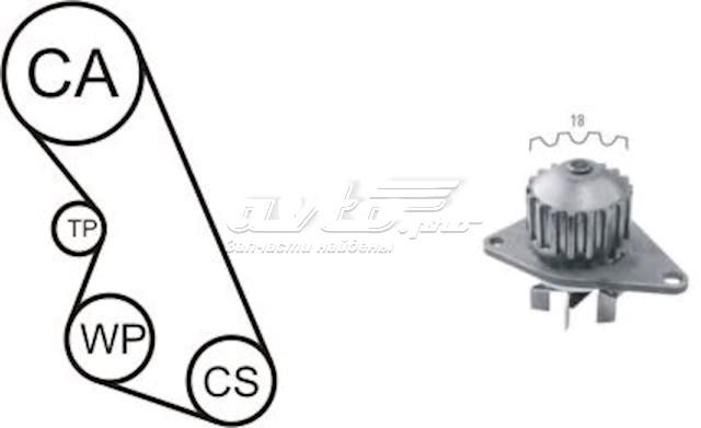 ролик натягувача ременя грм  WPK167901