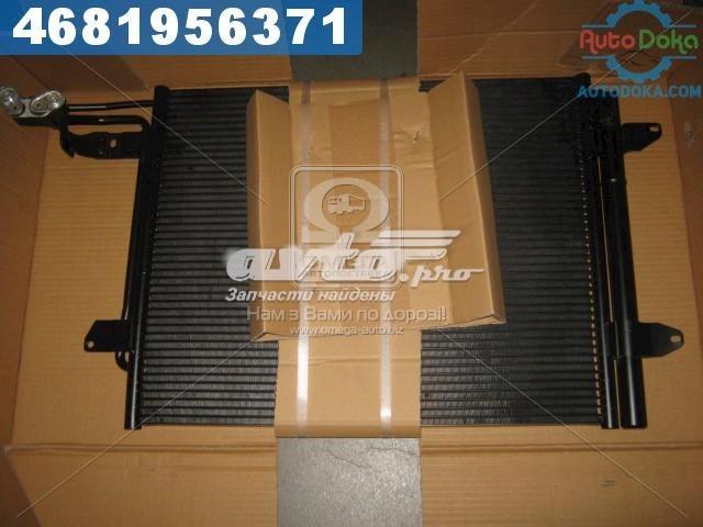 радиатор кондиционера  TP1594690