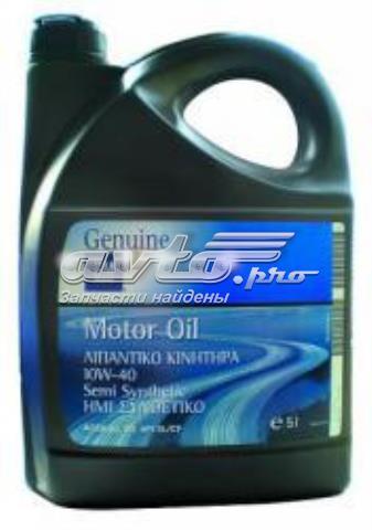 масло моторное полусинтетическое 93165216
