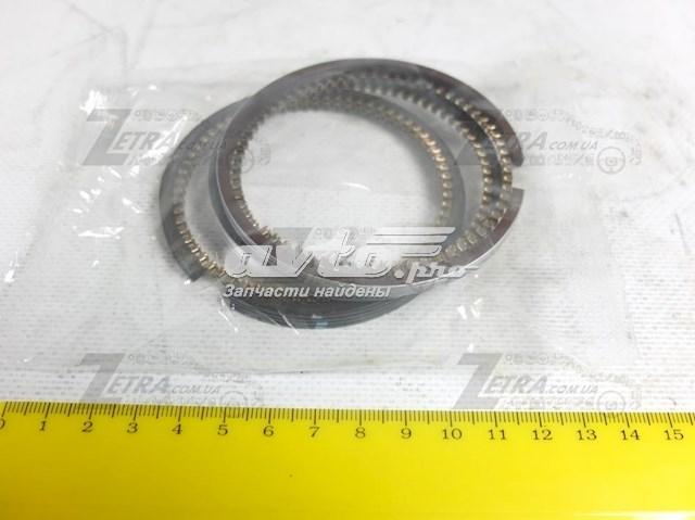Кольца поршневые комплект на мотор, 2-й ремонт (+0,50)
