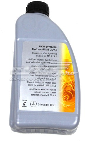 масло моторное 5w-40 0009898301BRD6