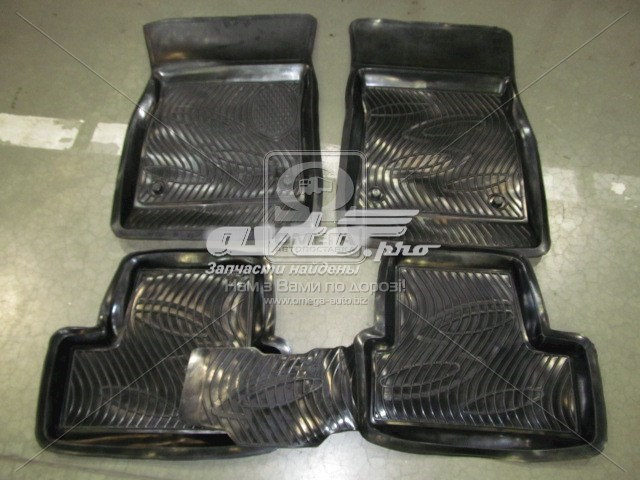 коврики передние + задние, комплект  RBOPL00320035P