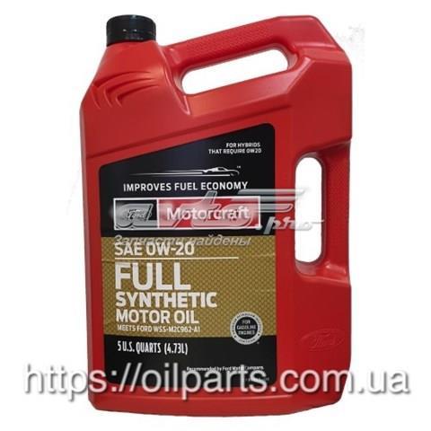 масло моторное 0w-20 XO0W205QFS