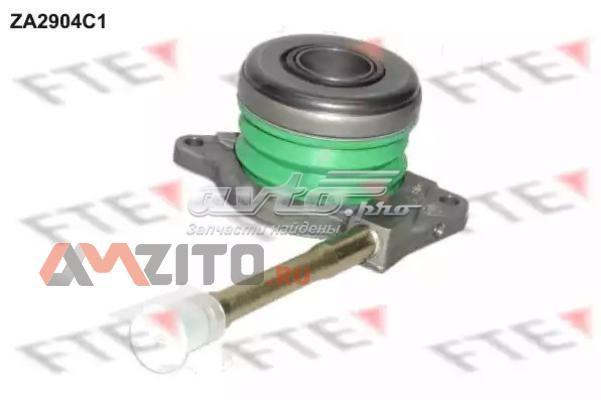 рабочий цилиндр сцепления в сборе с выжимным подшипником  ZA2904C1