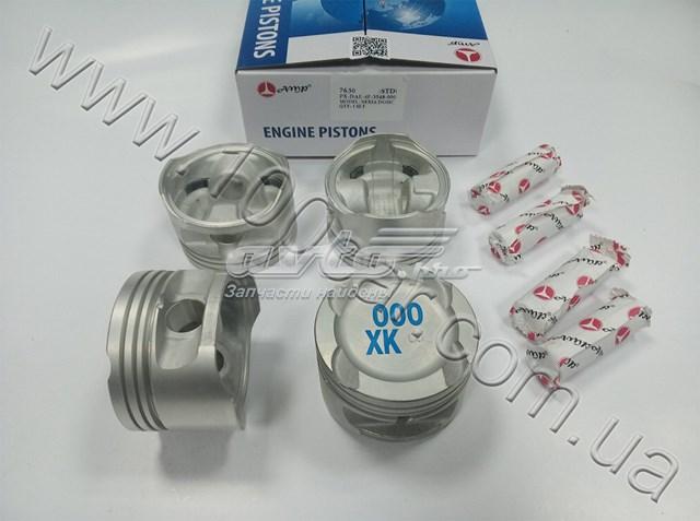 поршень в комплекте на 1 цилиндр, std  PXDAE4F3548000