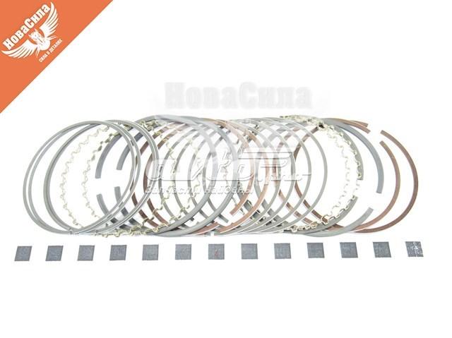кольца поршневые на 1 цилиндр, 3-й ремонт (+0,75)  9280380