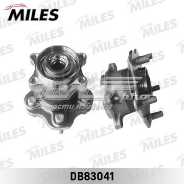 DB83041 Miles db83041 miles ступица с подшипником задняя