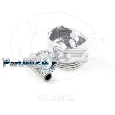 поршень в комплекте на 1 цилиндр, 1-й ремонт (+0,25)  NSP0193740514