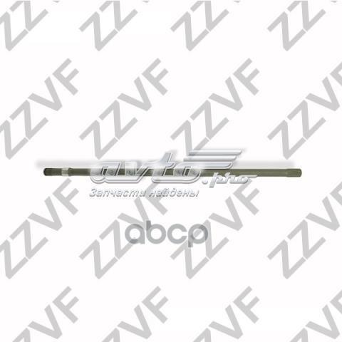 полуось (привод) передняя правая  ZVPR031