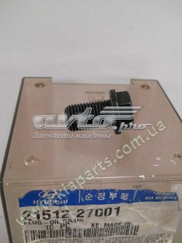 2151227001 Hyundai/Kia пробка поддона двигателя