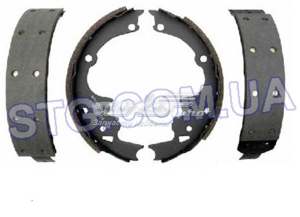 колодки тормозные задние барабанные  Z514R