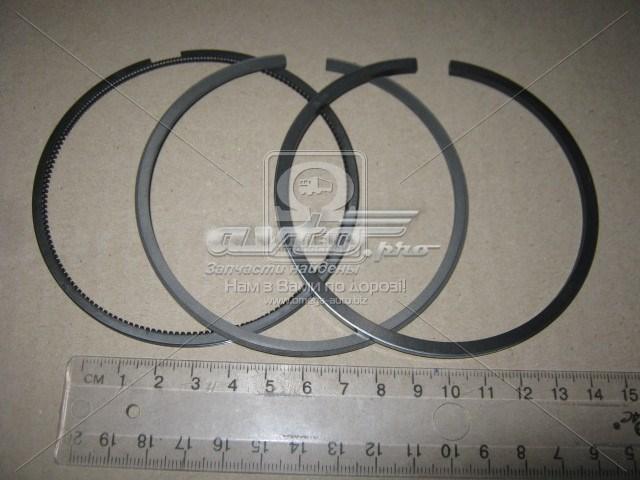Кольца поршневые на 1 цилиндр, 2-й ремонт (+0,50)