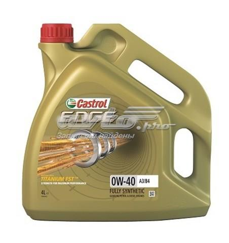 Кастрол масло моторное  0W40EA3B44L