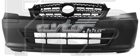 Передний бампер на Mercedes Vito  639 - Купить бампер Мерседес-бенц Вито на Авто.про