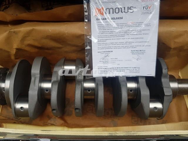 коленвал двигателя  MTS0882