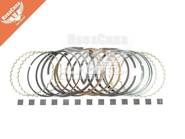 кольца поршневые на 1 цилиндр, 3-й ремонт (+0,75)  9280480