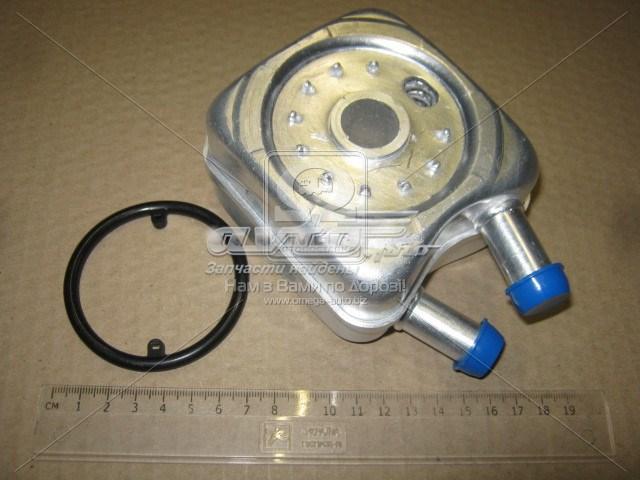 радиатор масляный (холодильник), под фильтром  VN3215