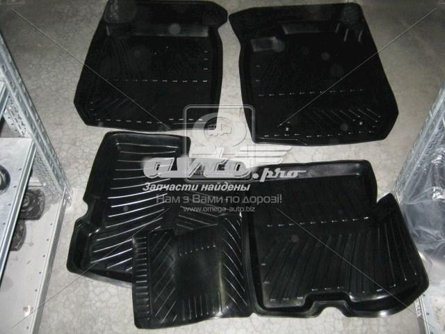 коврики передние + задние, комплект  RBL00140017P