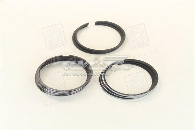 кольца поршневые комплект на мотор, 2-й ремонт (+0,65)  792134654